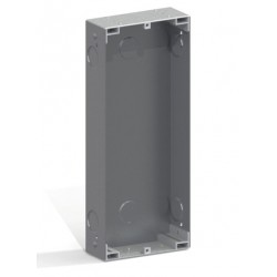8856 / Caja empotrar City S6 metálica Fermax