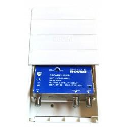 RVF205U-L2 / Amplificador de mástil 1 UHF LTE2 50dB