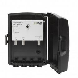 SBA-190C48 / Amplificador de mástil UHF/SAT 35dB/-2dB LTE2