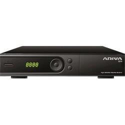 ARIVA 104 / Receptor Satélite HD con lector de tarjetas
