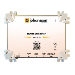 8210 - HDMI STREAMER / Streamer HDMI a IP