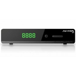 ARIVA 54 / Receptor satélite HD con display