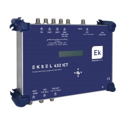 EKSEL-432ICT / Central Prog.