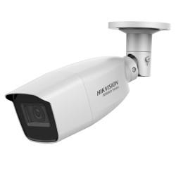 HWTB323Z / Cámara Bullet 4 en 1 Int/Ext HD 1080p Lente mot. 2,7~13,5mm IR 70m