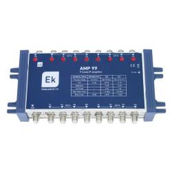 AMP-99 / Amplificador para Multiswitch Cascada 9 líneas
