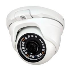 941IB4N1 / Cámara Domo 4 en 1 Int/Ext HD 720p Lente 3,6mm, IR 20m