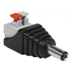 CON-915 / Conector DC hembra de fácil conexionado