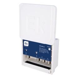 AM303-L2 / Amplificador de mástil UHF/VHF/SAT 30/20/-2dB LTE2