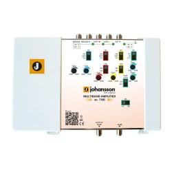 7785 / Amplificador Multibanda 5 entradas 35dB (UHF) / 35dB (SAT) LTE1-2