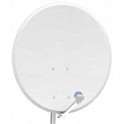 OD80R-1 / Antena Parabólica 80cm acero reforzada en embalaje individual