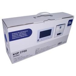 """KVP-2700 / Kit videoportero color 7"""" 2 hilos 1L con sistema de apertura RFID"""
