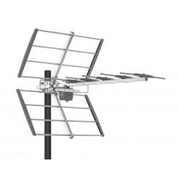 DAT-4521 / Antena UHF 12dB 21 elementos (embalaje individual)