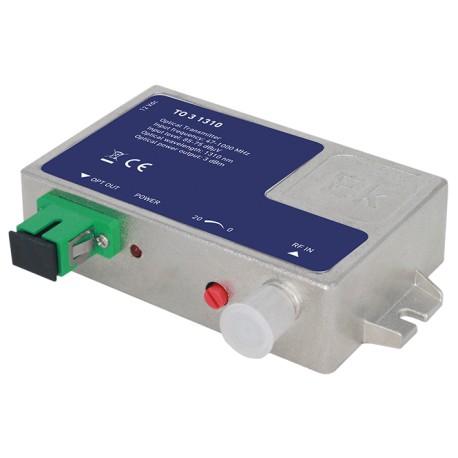 TO3-1310 / Transmisor óptico a 1GHz (3 dBm)