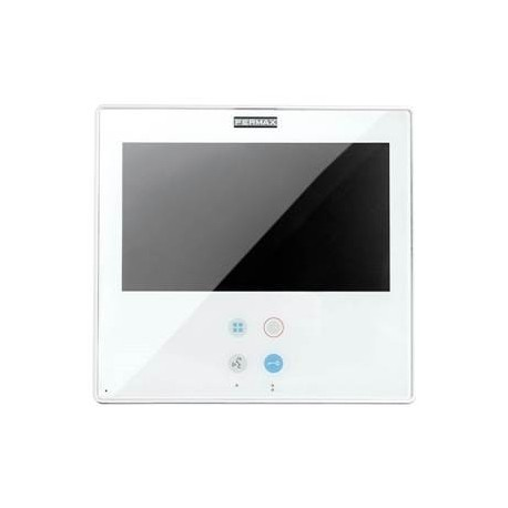 """6575 / Monitor SMILE 7"""" VDS Touch color manos libres"""
