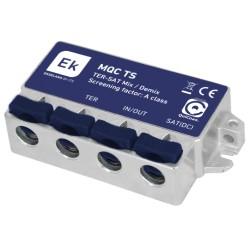 MQC-TS / Mezclador / Desmezclador TER-SAT QuiCoax