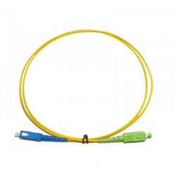 LSASU-1 / Latiguillo SC/APC - SC/UPC monomodo 1m