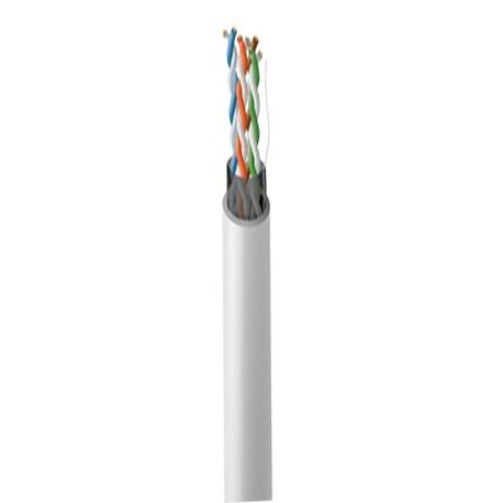 TD-524UT-BR / Cable UTP Categoría 5e PE blanco Cu (305m)