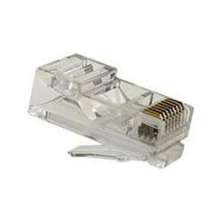 FE-HQ62-50 / Conector RJ45 macho 50µ para cable UTP Cat. 6