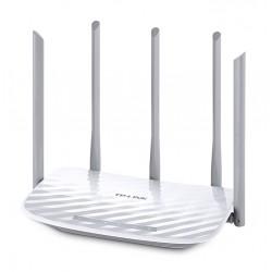 ARCHER-C60 / Router inalámbrico doble banda AC1350 450Mbps (2.4GHz) / 897Mbps (5GHz)