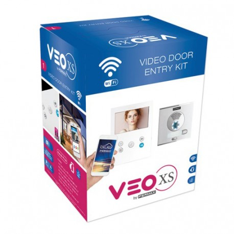 94511 / Kit videoportero color WIFI DUOX PLUS 2 hilos 1L Manos libres