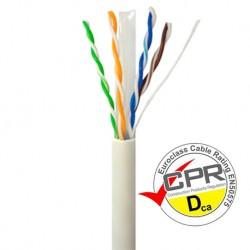 CAS/LUTP-C6DCA - Cable UTP Cu