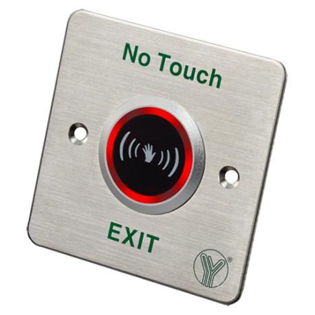 ISK841C / Boton de salida sin contacto empotrar (No Touch)