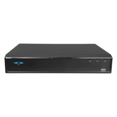 XSXVR6116S2FACE / Grabador 16 cámaras 5 en 1 resolución 1080p (Inteligencia artificial)