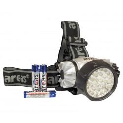 LIN-062 / Linterna de cabeza 28 LEDs alta luminosidad