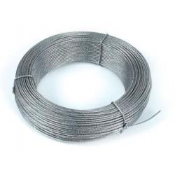 CV25 / Cable para vientos de acero 2,5mm (100m)