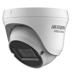 HWTT340VF / Cámara Domo 4 en 1 Int/Ext HD 4Mpx Lente 2,8~12mm IR 40m