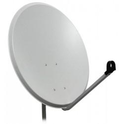 80-ECO/3 - Antena Parabólica 80cm acero en Pack 3 unidades