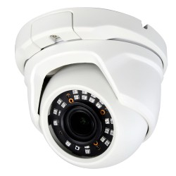 955ZSW2P4N1 / Cámara Domo 4 en 1 Int/Ext HD 1080p Lente motor 2,7~13,5mm IR 30m NextVision