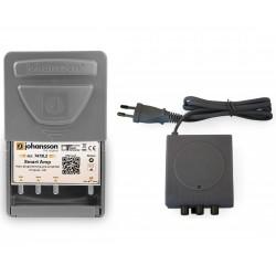 KIT7473L2 / Kit amplificador SMART 3 entradas + F.A. LTE2 (5G) Johansson
