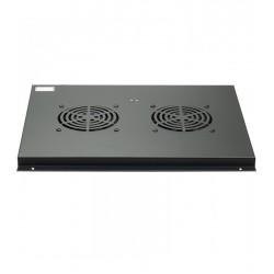 FR-FAN-T602 / Conjunto 2 ventiladores techo rack 600 serie FR4 Keynet