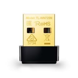 TL-WN725N / Adaptador USB Nano Inalámbrico N 150Mbps TP-Link