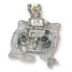 BS5 / Base de Toma de paso inductiva Terrestre/Satélite (-5dB) sin paso DC Rover