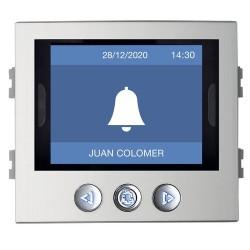 7450 / Módulo display digital extra W DUOX SKYLINE Fermax