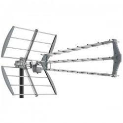 DAT-902-5G/1 - Antena UHF 17dB LTE2 triple eje directivo (embalaje individual)
