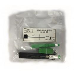 CMSAC-3 / Conector Conrad de montaje directo SC/APC (3mm)