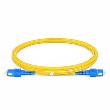 LDSU07-Y01 / Latiguillo Duplex FO SC/UPC 1 fibra monomodo (1m) Keynet