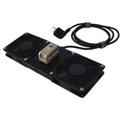 23311 / Panel de ventlación Silent para Unirack con termostato Openetics