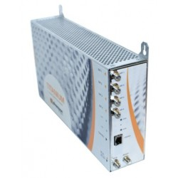 TITANIUM-8 / Transmodulador Octo con doble C.I. 4 entradas - 8 sintonizadores