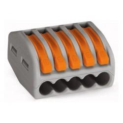 DMA-5 / Regleta de conexión cable rigido/flexible (5 cables)