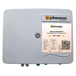 4000 / Transmisor cabecera óptica 2 longitudes de onda Johansson