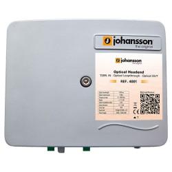 4001 / Transmisor cabecera óptica 1 longitud de onda de onda Johansson