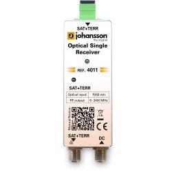 4011 / Receptor Óptico Single Johansson