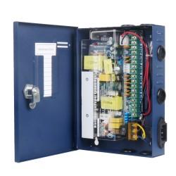 PD1209 / Caja de distribución de alimentación 1 entrada / 9 salidas