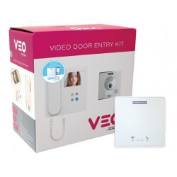 94111 / Kit videoportero color VEO-WI BOX VDS 1 vivienda Fermax