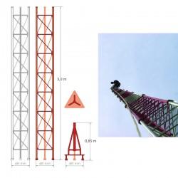 TAxx / Torre autosoportada de 6m a 24m