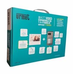 """1730/501 / Kit videoportero color 2 hilos 1L Monitor 7"""" manos libres Urmet"""